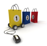 E-Commerce Shopping Cart - ecommerce website design in Kansas City