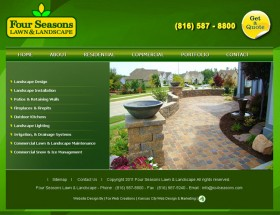 Four Seasons Lawn & Landscapes