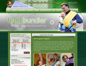 The Baby Bundler