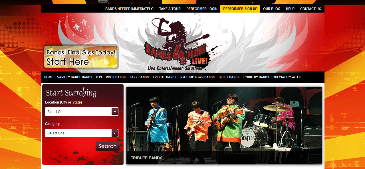 Bands For Hire Live - Music Bands - Wedding Bands - Cover Musicians - Wedding Musicians - Entertainment in your city 2014-02-13 15-42-36