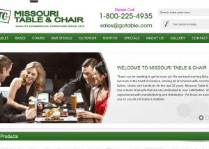 Commercial Chairs Restaurant Tables Wholesale Furniture 2014 02 14 12 42 461 300x214 Web Design Portfolio