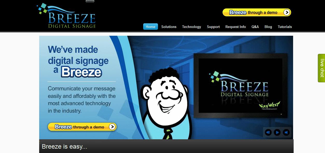 Home - Breeze Digital SignageBreeze Digital Signage 2014-02-13 13-19-39