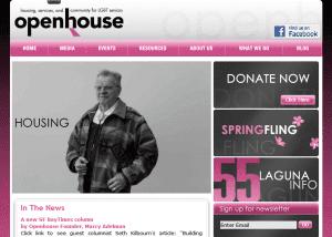 Housing Community Services for LGBT Seniors Openhouse 2014 02 14 13 12 511 300x214 Web Design Portfolio