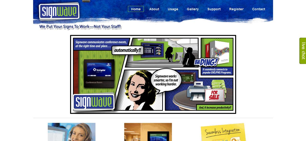 SignWave ~ Digital Door Sign - Room Sign Software - Meeting Room Signs - Android Digital Signage 2014-02-13 15-12-16