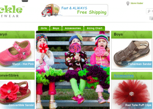 Stylish and Hip Toddler Squeaky Shoes 2014 02 14 13 56 371 300x214 Web Design Portfolio