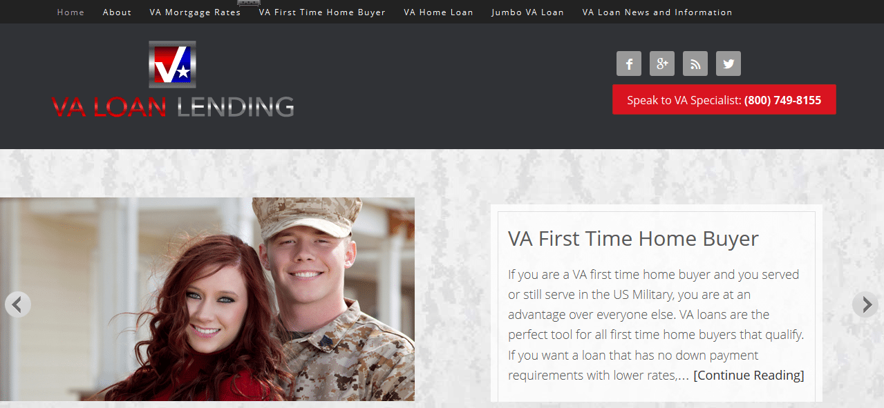 VA Loan Lending - Helping Veterans get Approved for Low Rate VA loans 2014-02-14 14-33-46