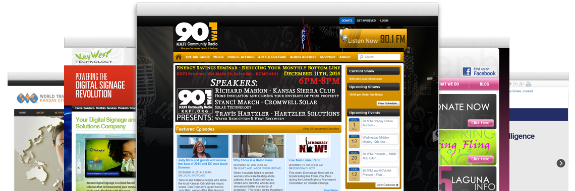 browser Kansas City Web Design | Fox Web Creations