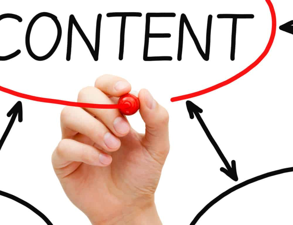 How much content is TOO Much content?
