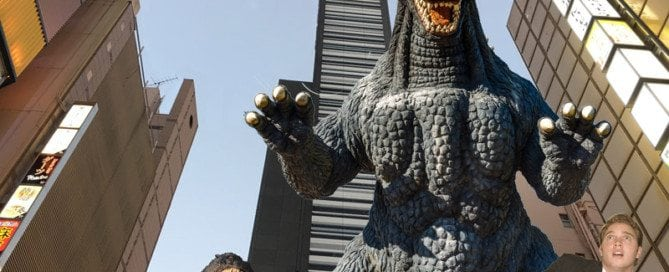 Is Godzilla Disrupting Your Business?