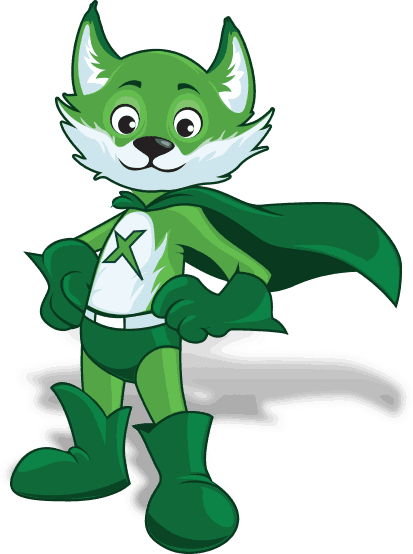Fox Web Creations Mascot